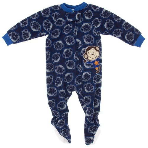 Monkey Pajamas For Kids front-1061302
