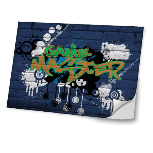 game-master-diseno-mejor-pegatina-de-vinilo-protector-con-efecto-cuero-extraible-adhesivo-sticker-sk