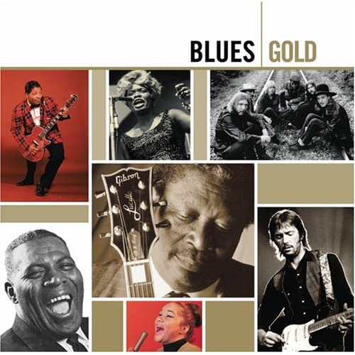 Various Artists-Blues Gold [Hip O]