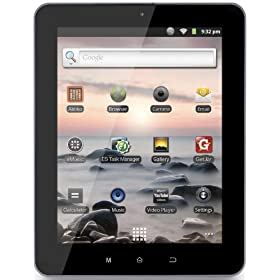 Coby Kyros 8-Inch�Android 2.3 4 GB Internet Tablet� with Capacitive Touchscreen - MID8127-4G (Black)