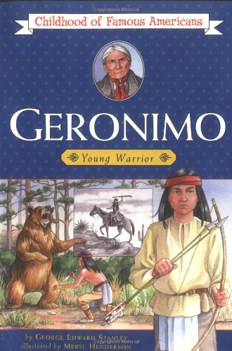 Geronimo (Childhood Of Famous Americans) front-736228