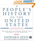 A People's History of the United States CD: Highlights from the 20th Century
