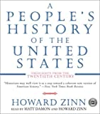 A Peoples History of the United States CD: Highlights from the 20th Century