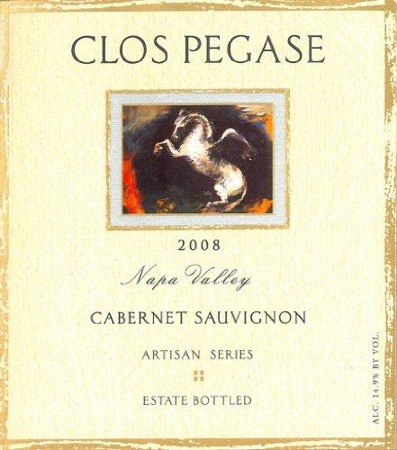 2008 Clos Pegase Cabernet Sauvignon Artisan Series Napa Valley 750 Ml