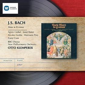 Mass In B Minor, BWV 232 (2002 Digital Remaster), Credo: Crucifixus