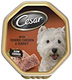 #5: Cesar Chicken and Turkey Loaf 150 g (Pack of 24)