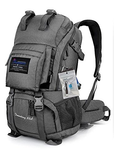 Oxking Outdoor Hiking Climbing Backpack Daypacks