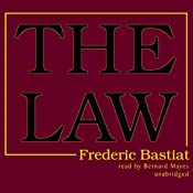 The Law | [Frédéric Bastiat]