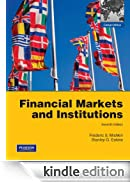 Financial Markets and Institutions: Global Edition [Edizione Kindle]