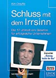 img - for Schluss mit dem Irrsinn book / textbook / text book