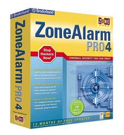 Zone Alarm Pro 4