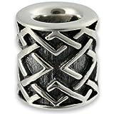 The Hobbit Jewelry Unisex-Bead Zwerg Fili 925 Sterling Silber 19010006