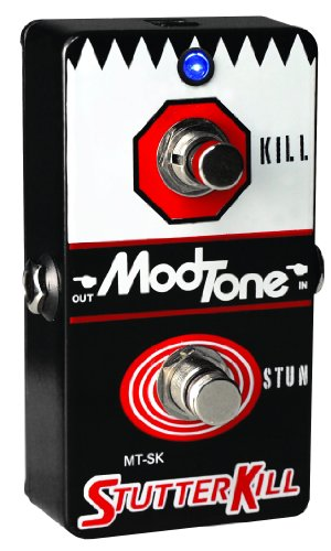 Modtone Guitar Effects Mt-Sk Stutter Kill Pedal