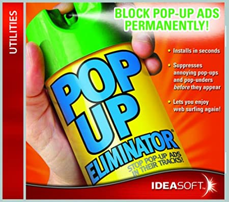 IdeaSoft Pop-Up Eliminator (Jewel Case) [Old Version]