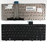 Dell Inspiron 11Z Black UK Replacement Laptop Keyboard