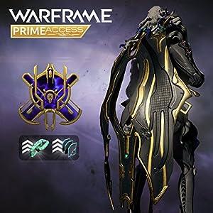 WARFRAME: SARYN PRIME ACCESSORIES PACK - PS4 [Digital Code]