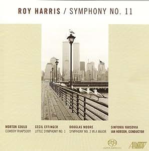 Roy Harris: Symphony No. 11 [Hybrid SACD]