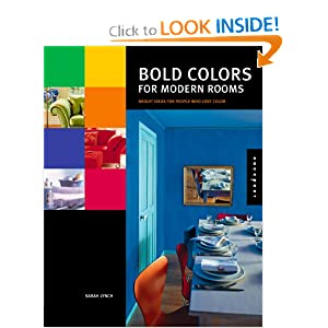 Bold Colors for Modern Rooms: Bright Ideas for People Who Love Color