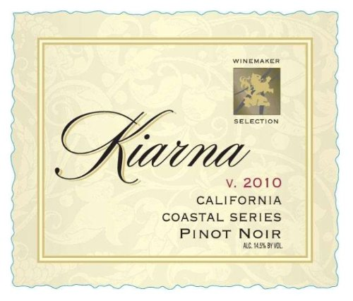 2010 Kiarna Pinot Noir, California 750 Ml