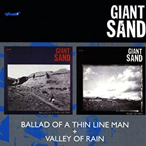 Ballad Of A Thin Line Man / Valley Of Rain