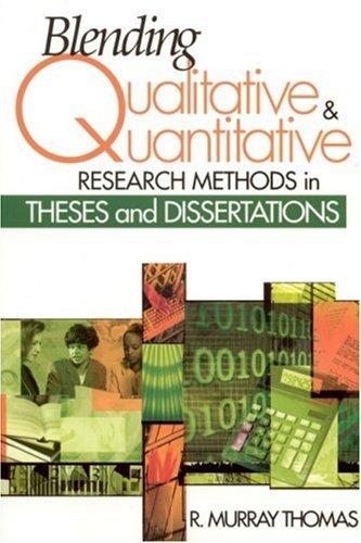 Blending Qualitative and Quantitative Research Methods in...
