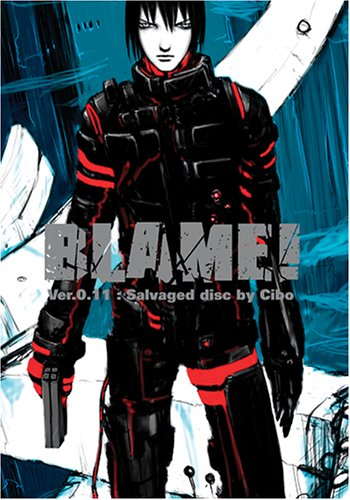 Cover art for  Blame!, Vol. 1: Ver.0.11 - Salvaged Disc by Cibo