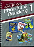 Phonics & Reading 1 Curriculum/Lesson Plans #96946 (A Beka Home School)