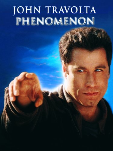 phenomenon 1996 imdb amazon com phenomenon john travolta