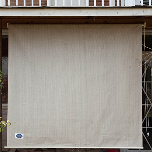 Cool Area Exterior Roller Shade Sunshade Blinds 6 X 6