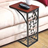 Leaf Design Side Sofa Table