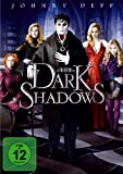 DVD Cover 'Dark Shadows