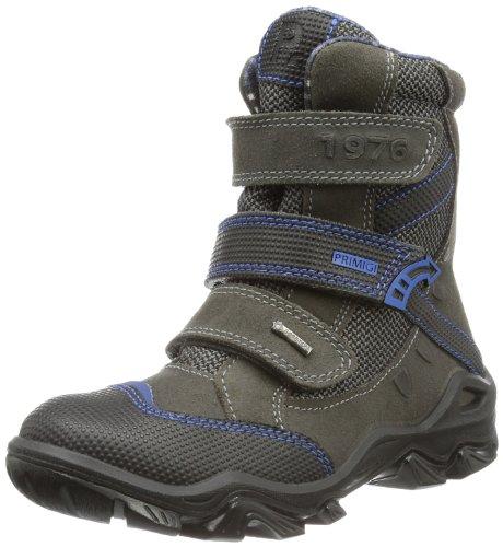 Primigi Boys MAT-E Climbing Shoes Gray Grau (GRIG.SC/GRIGIO MAT-E) Size: 7 (40 EU)