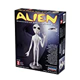 Lindberg Area 51 UFO Spaceship and Alien Lifeform Replica Model Kit - Flying Saucer is Made in the USA