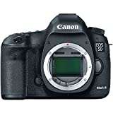 Canon EOS 5D Mark III 22.3MP Full Frame CMOS w/ 1080p Full-HD Video Mode Digital SLR Camera (Body) + Canon BG-E11 Battery Grip for EOS 5D Mark III Digital Camera