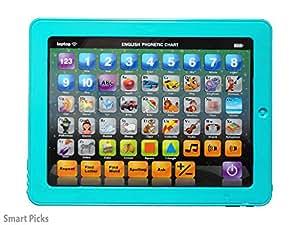Smart Picks Smart Picks Battery operated Touch Screen Kids Educational Laptop