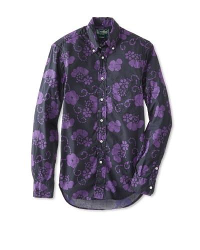 Gitman Vintage Men's Floral Button-Up Shirt
