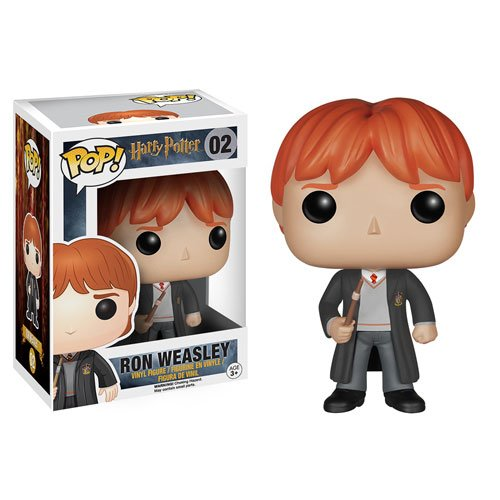 Funko Harry Potter Ron Weasley Action Figure - 1