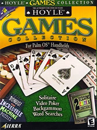 Hoyle Games Collection for Palm Os