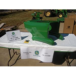 John Deere Lower Hood NEW Lt133,lt155,lt166,lt180,Am131759: Amazon.com ...