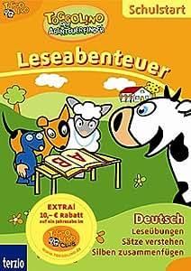 Toggolino Schulstart - Leseabenteuer