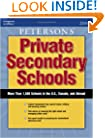 Private Secondary Schools 2005-2006