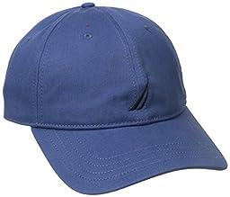 Nautica Men\'s J-Class Cap, Union Blue, One Size