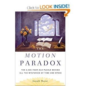 The motion paradox Joseph Mazur