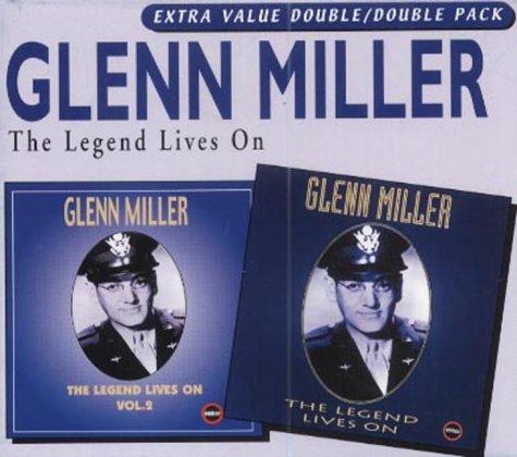 GLENN MILLER - The Legend Lives on, Vol. 2 - Zortam Music