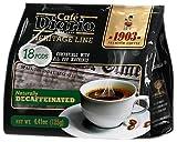 Café Diario Heritage Line 1903 Naturally Decaffeinated Medium Roast, 18 count pods (pack of 6)
