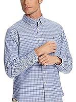 Polo Ralph Lauren Camisa Hombre Wovens Sport (Azul)