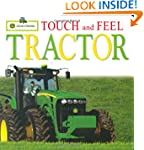 John Deere Touch And Feel Tractor