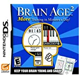 Brain Age 2: More Training in Minutes A Dayby Nintendo