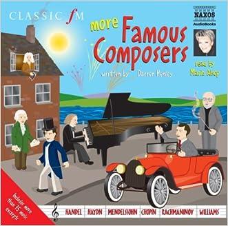 More Famous Composers (Junior Classics) (v. 2)