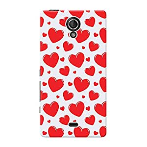 Mobile Back Cover For Sony Xperia T (Printed Designer Case)